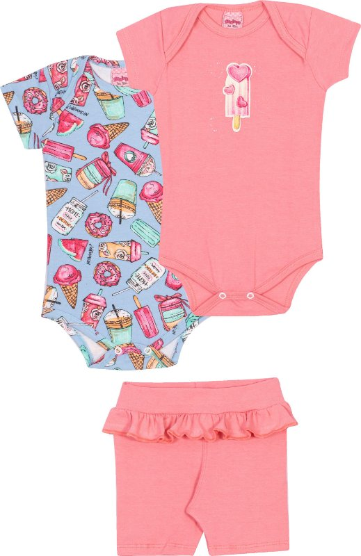 Kit Body Candy Kawaii Provence - Serelepe Kids