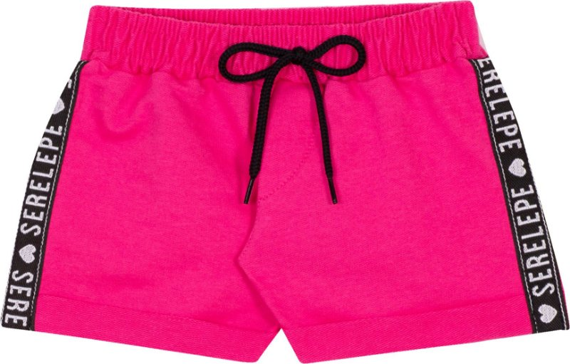 Shorts Avulso Pink - Serelepe kids
