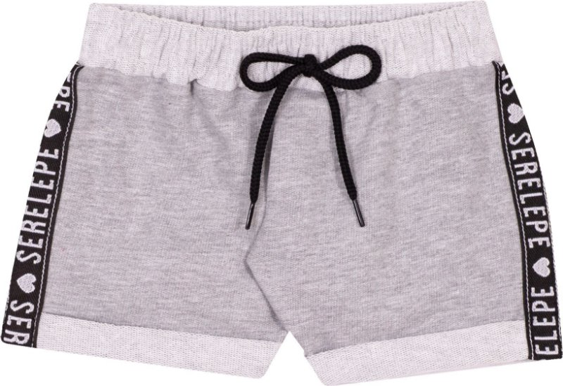Shorts Avulso Mescla - Serelepe kids