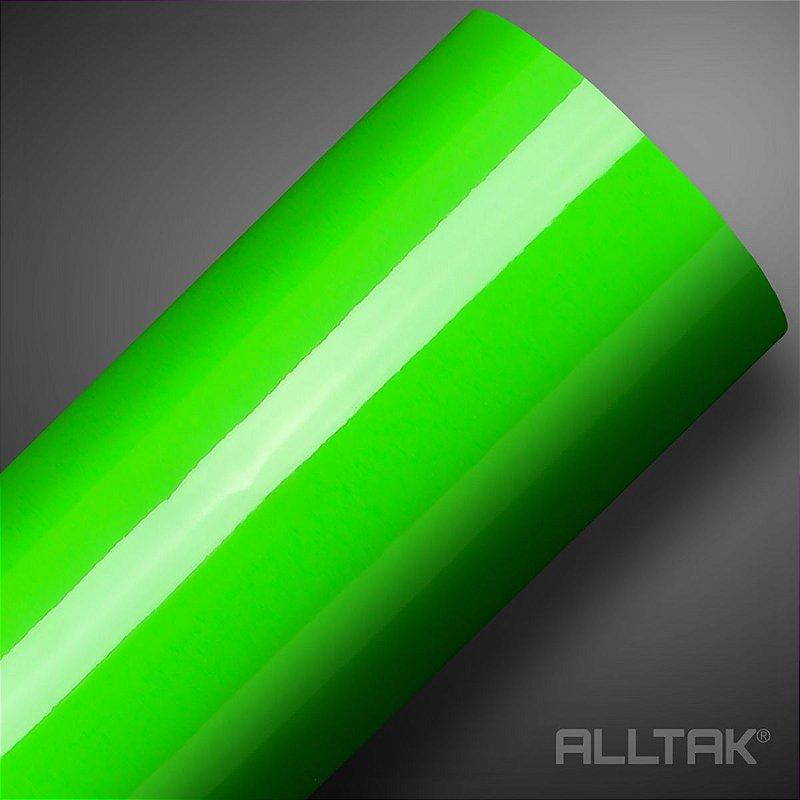 VINIL ALLTAK ULTRA APPLE GREEN 1,38MT X 1,00MT