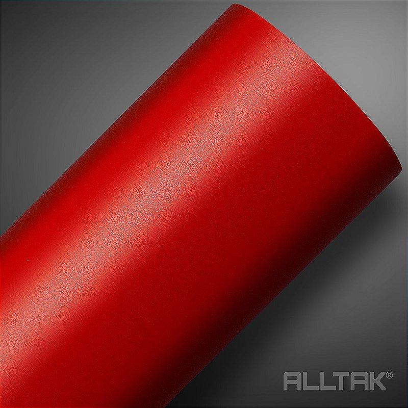 VINIL ALLTAK JATEADO RED 1,38MT X 1,00MT
