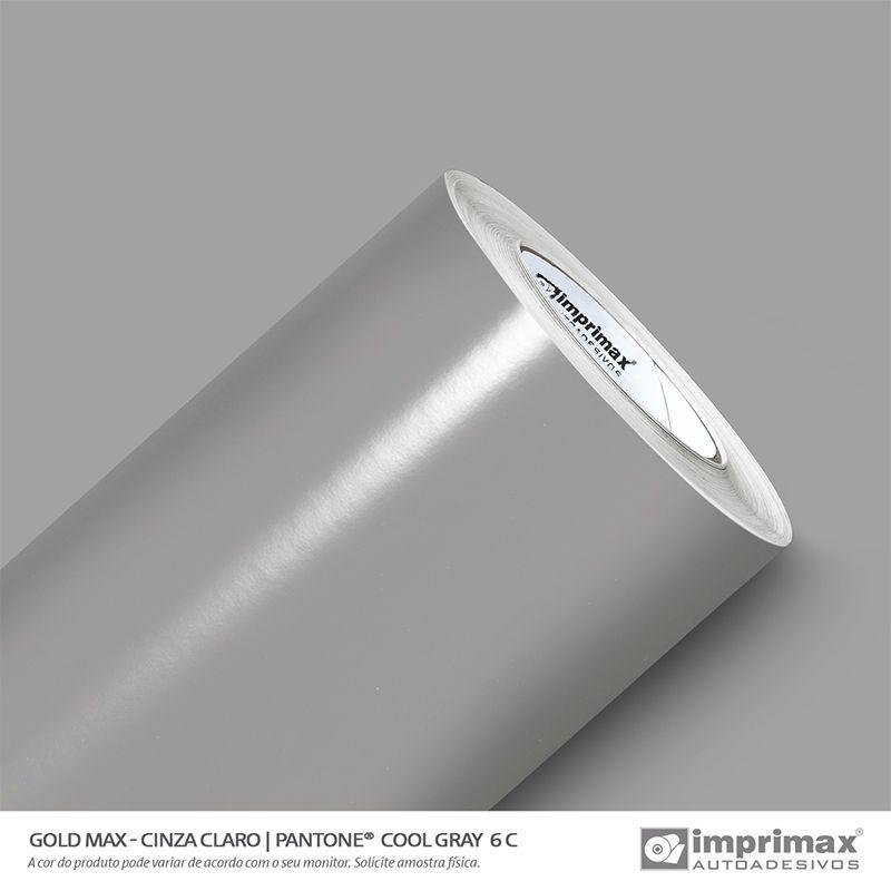 VINIL GOLD MAX CINZA CLARO 1,22MT X 1,00MT