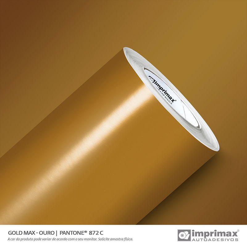 VINIL GOLD MAX OURO 1,22MT X 1,00MT
