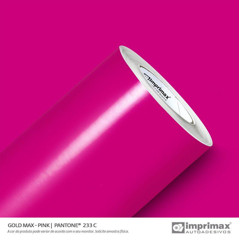 VINIL GOLD MAX PINK 1,22MT X 1,00MT