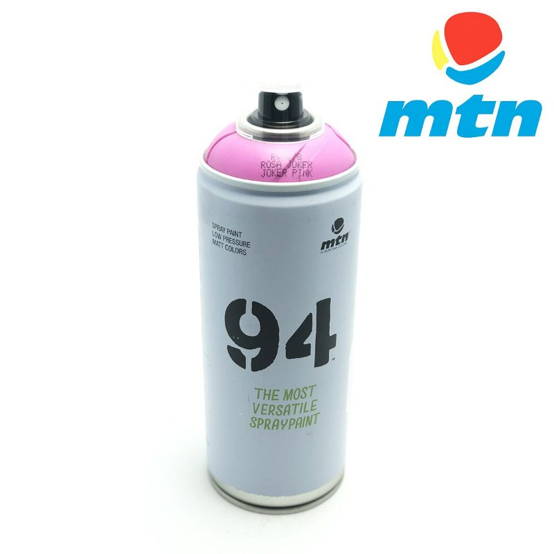 TINTA SPRAY MONTANA 94 400ml ROSA JOKER