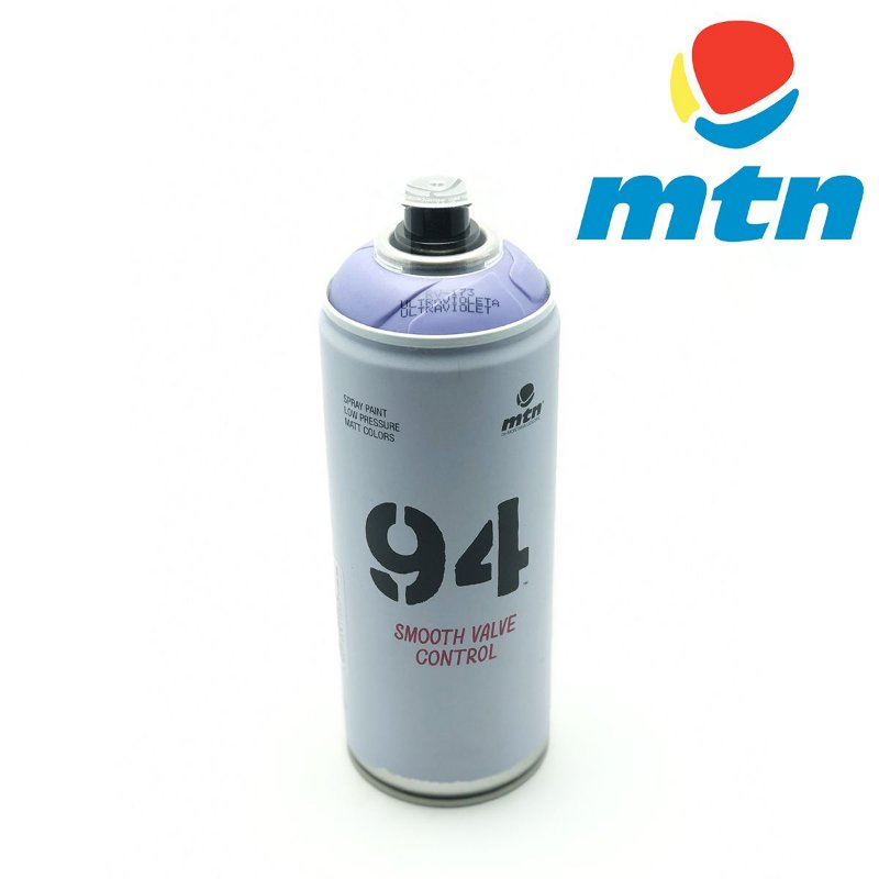 TINTA SPRAY MONTANA 94 400ml ULTRAVIOLETA
