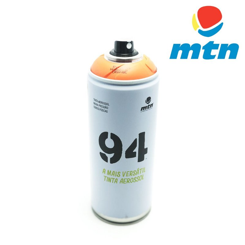 TINTA SPRAY MONTANA 94 400ml LARANJA