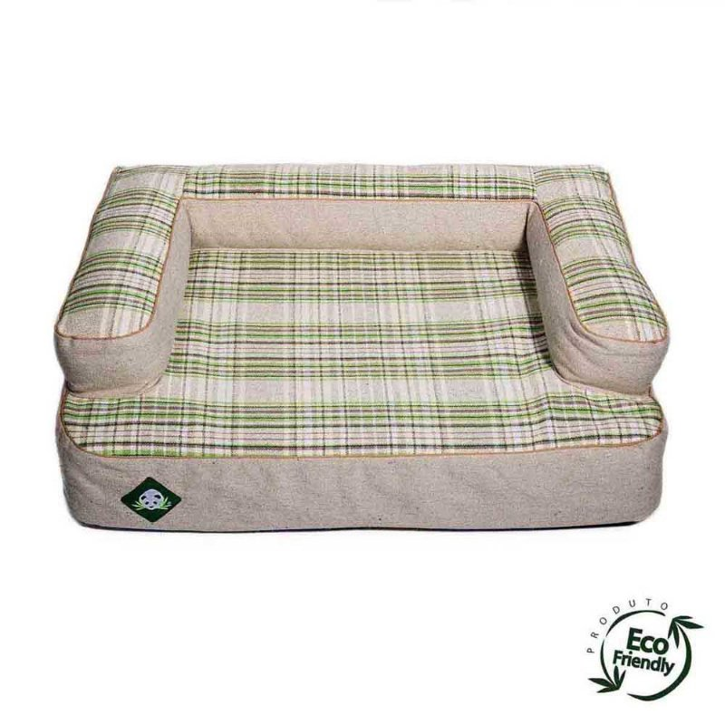 Cama Sofá Ecológico Para Cachorro - PetBamboo