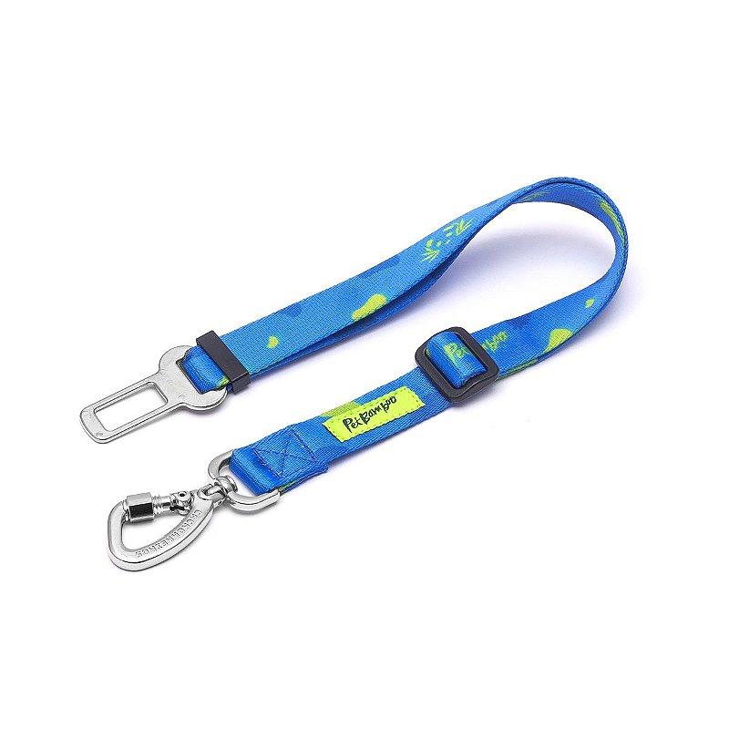 Cinto de Segurança PetBamboo - Azul