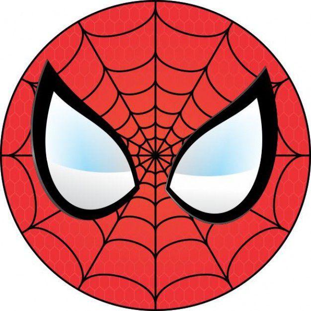 Homem Aranha Simbolo 19 Cm Papel Arroz Especial