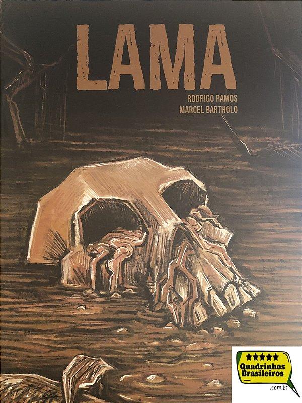 Lama de Marcel Bartholo e Rodrigo Ramos