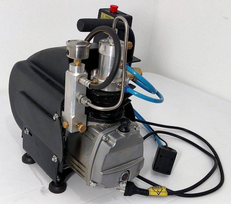 Compressor portátil para PCP (300 BAR)