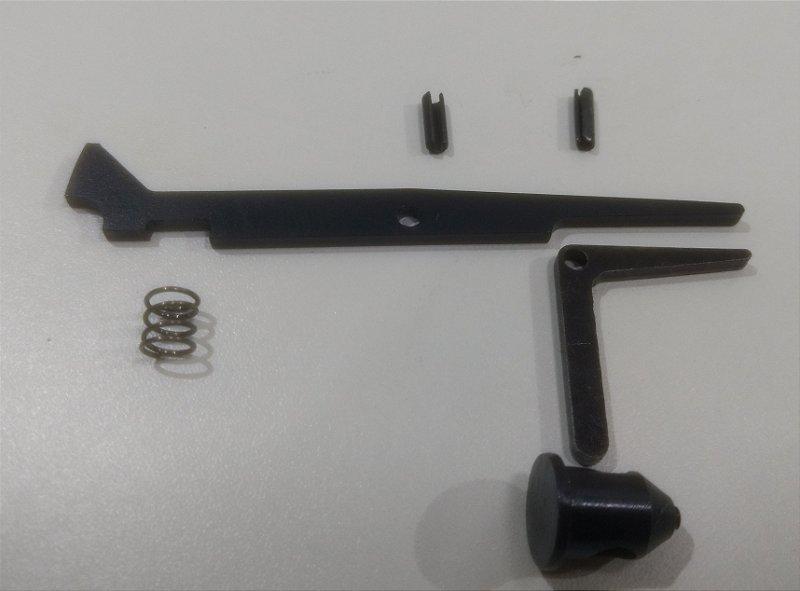 Conjunto de Gatilho Reposição Carabina  PCP Custon