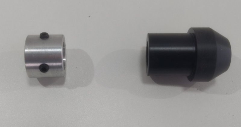 Bucha interna e ponteira para canos 16mm