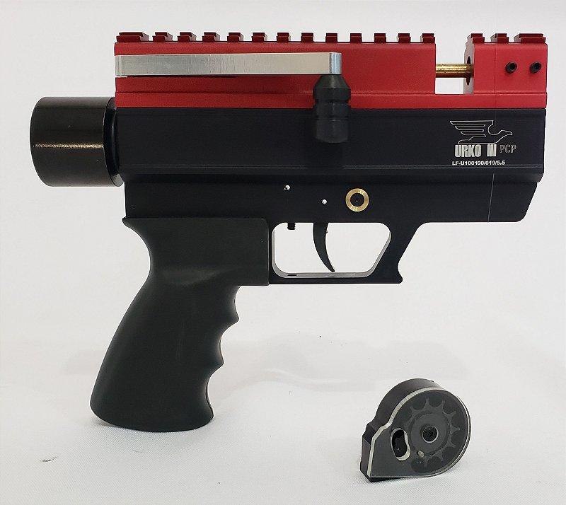 Conjunto Principal PCP URKO III - Vermelho