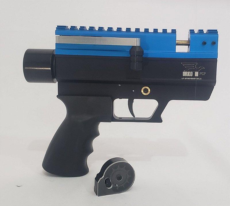 Conjunto Principal PCP URKO III - Azul ( Pre Venda Entrega para 10 Dias )