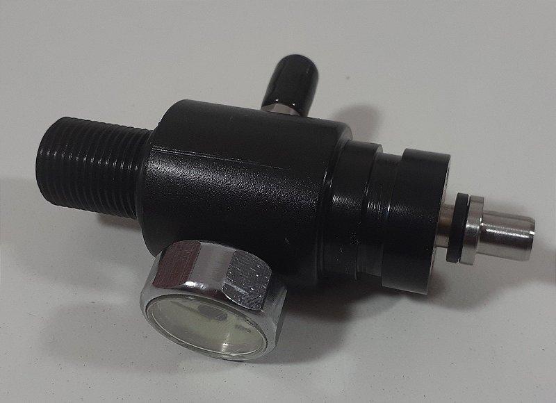 Valvula Disparadora PCP Custon GIII - Alto Fluxo