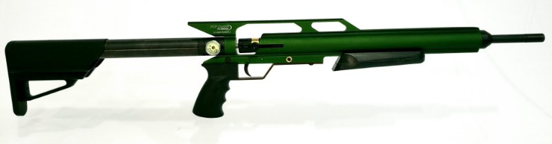 PCP Custon GIII PO8860/A 5.5mm - Verde - Alto Fluxo