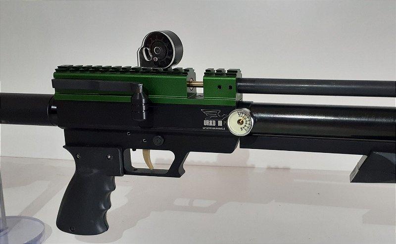 Carabina PCP URKO III 5,5mm Verde