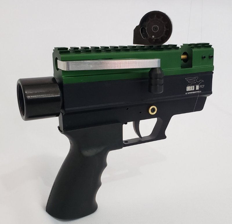 Conjunto Principal PCP URKO III - Verde ( pre venda entrega em 10 dias)