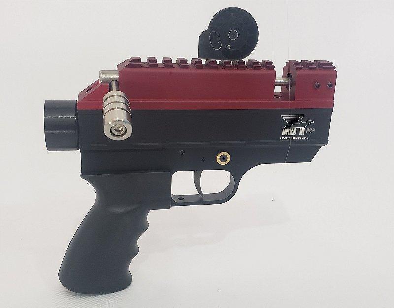 KIT URKO III Ambidestro  5,5 mm – Vermelho (Envio em 10 Dias)