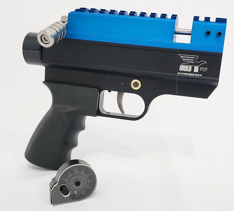 KIT URKO III Ambidestro  5,5 mm – Azul (Envio em 10 Dias)