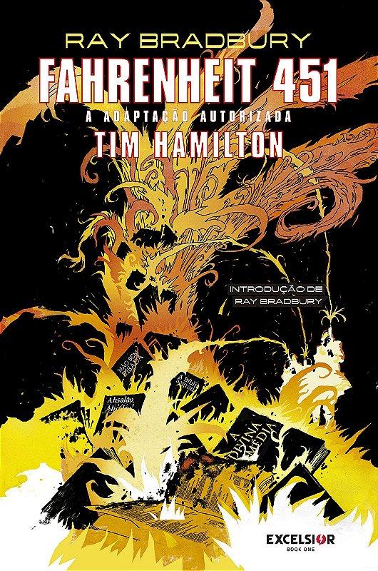Fahrenheit 451 - graphic novel autorizado