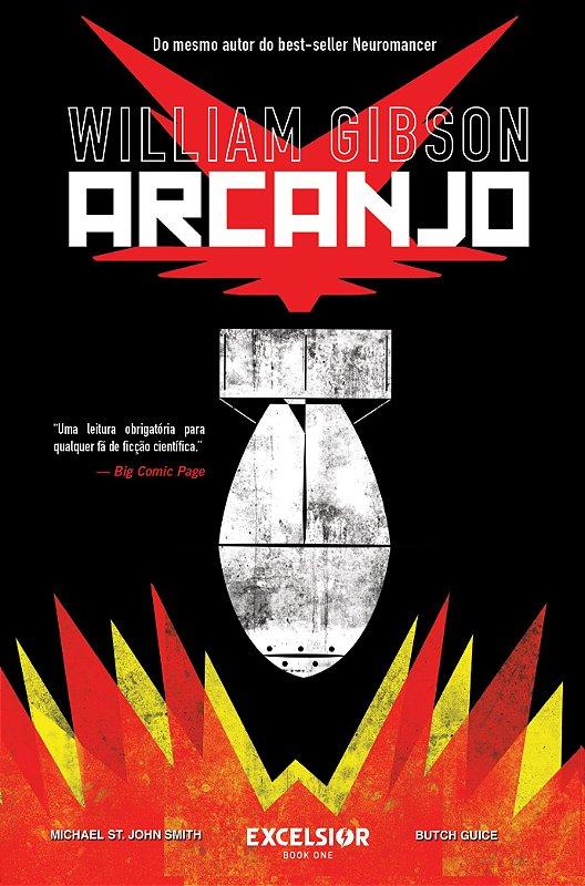 Arcanjo - graphic novel