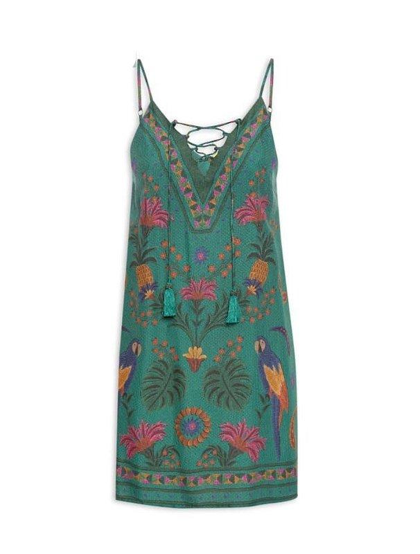 Vestido Farm Tropeçaria Tropical