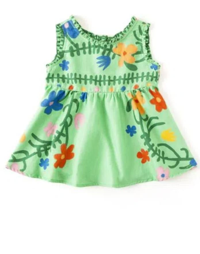Vestido fabula bebe joaquina -hb03