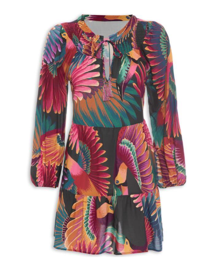 Vestido Farm Frescor de Tucano - hb03