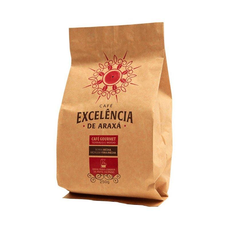 Café Excelência de Araxá - Moído