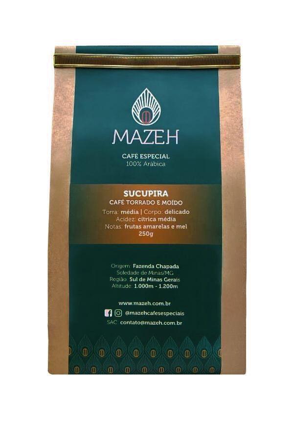 Mazeh - Sucupira Moído