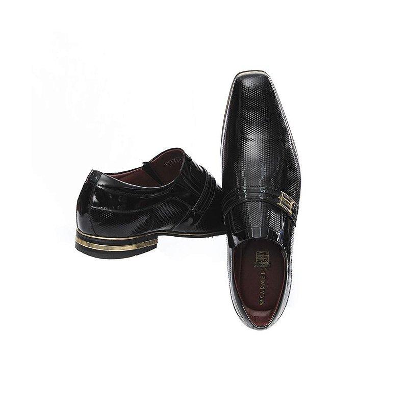 Sapato Social Gofer Preto