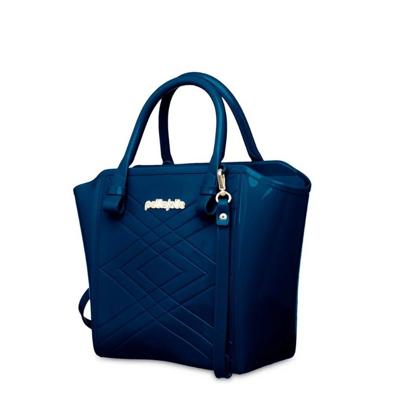 Bolsa Petite Jolie Shape Azul