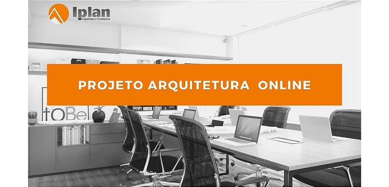 Projeto de Arquitetura Online