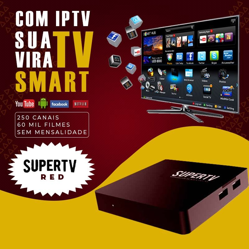 SuperTV Red
