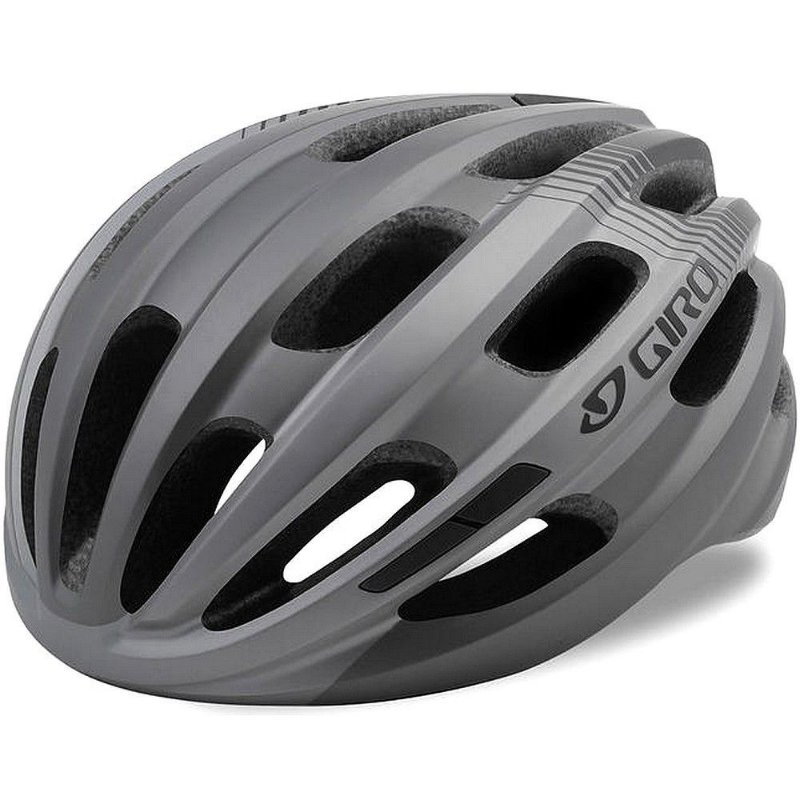 Capacete Giro Isode MTB Speed Bike - Titanio
