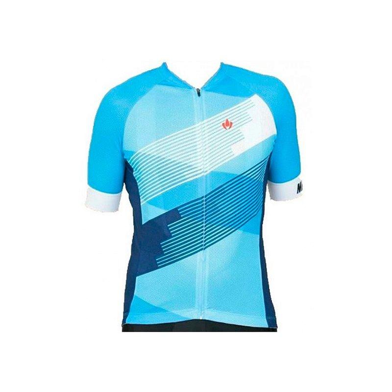 Camisa Marelli Europa Listra Azul - Tam M