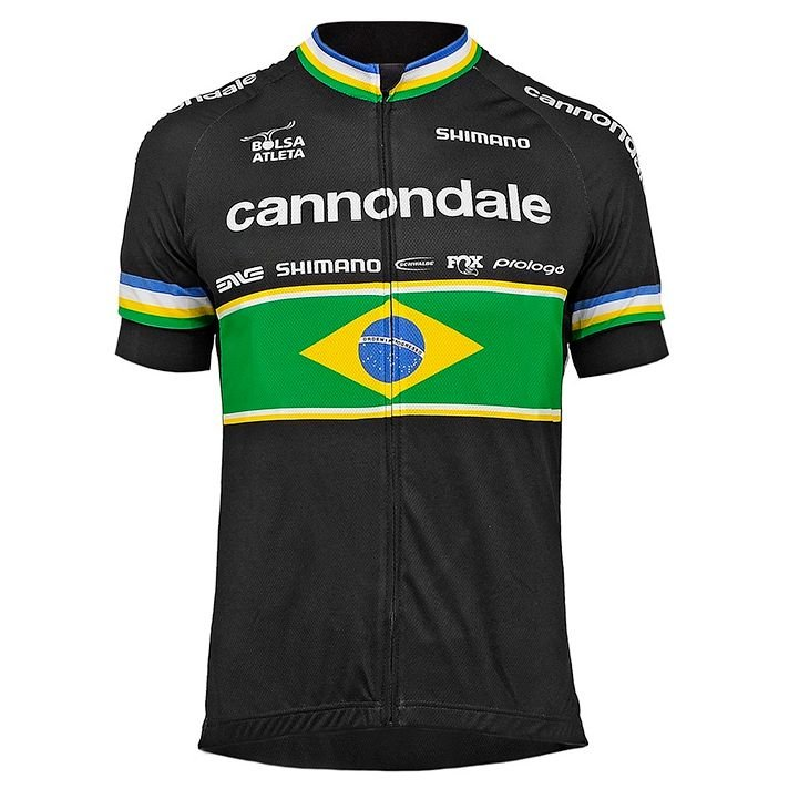 Camisa Shimano Cannondale Team Avancini