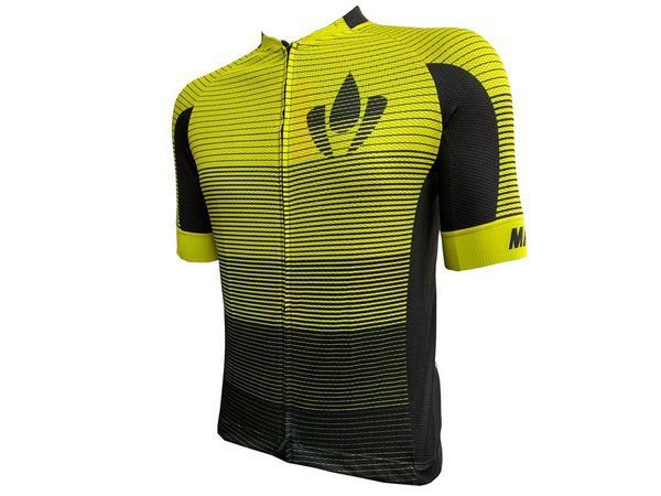 Camisa Ciclismo Mountain Bike Marelli Europa Stripe