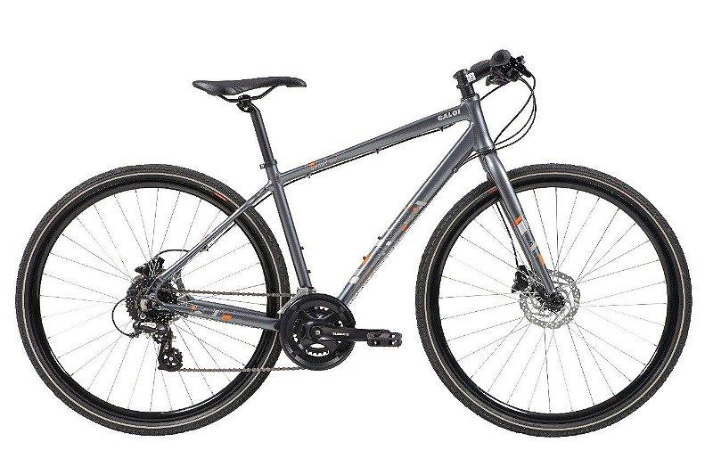 Bicicleta Caloi - City Tour Sport  - Cinza - 2021