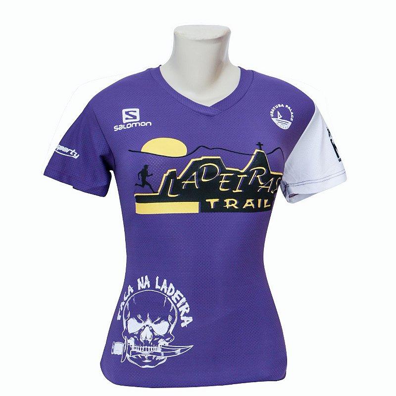 Camiseta Ladeiras Feminina - Etapa Ubatuba 2019