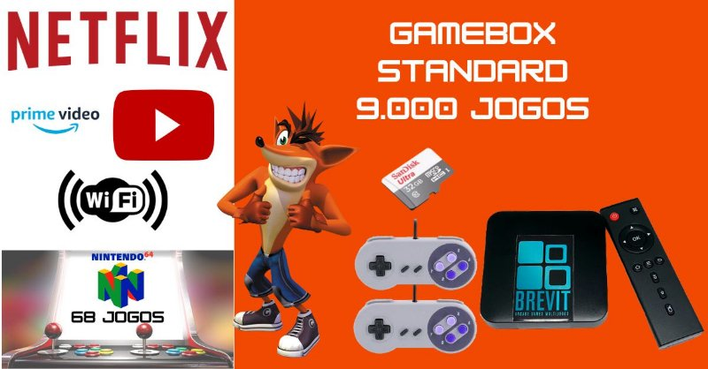 GameBox Standard
