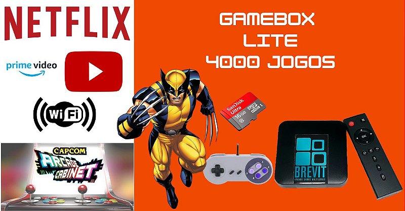 GameBox Lite