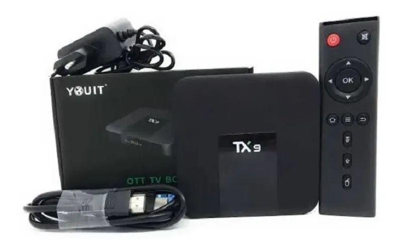 TV Box Youit TX9
