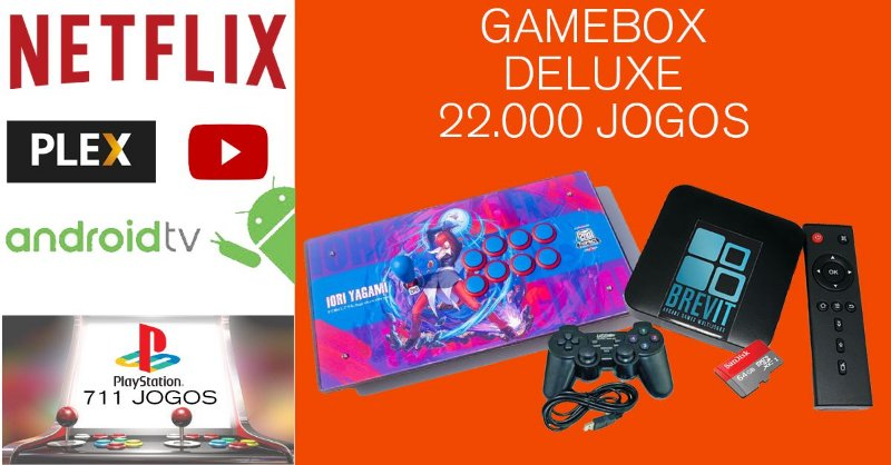 GameBox Deluxe