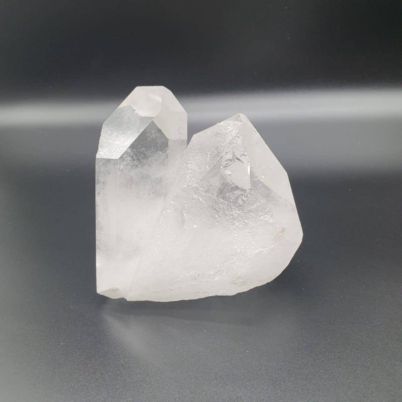 Drusa de Cristal com Pontas 692g - 8,5cm x 10cm