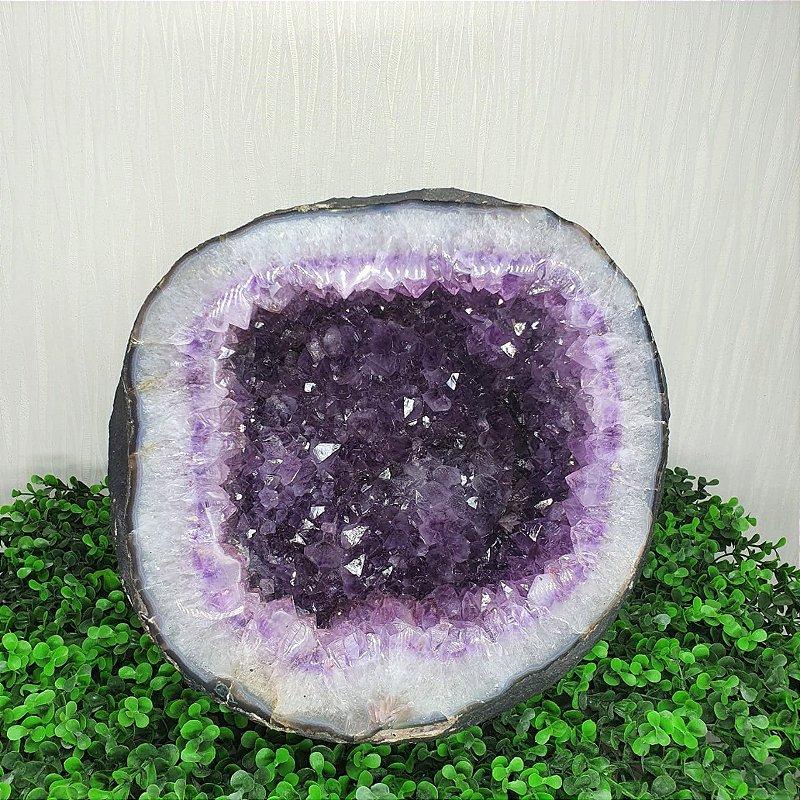 Geodo de Ametista - 20 kilos 28cm x 28cm x 28cm