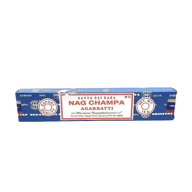 Incensos Nag Champa - Satya Sai Baba Agarbatti (Nag Champa)